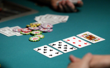 learning to play poker online
